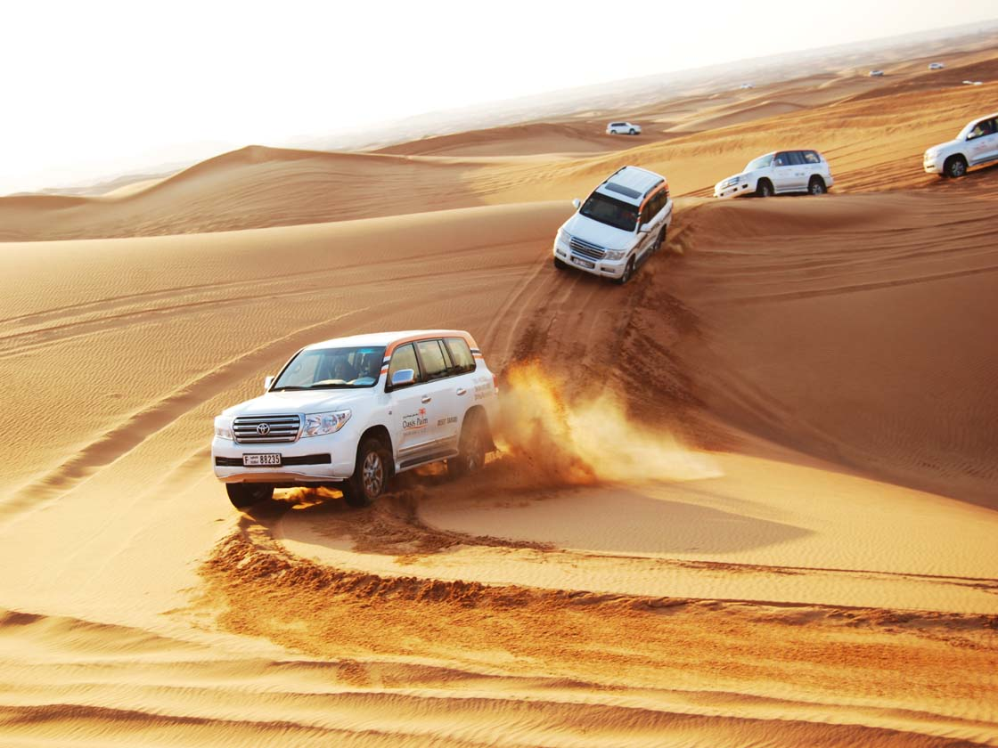 Discover Dubai & Abu Dhabi Tour