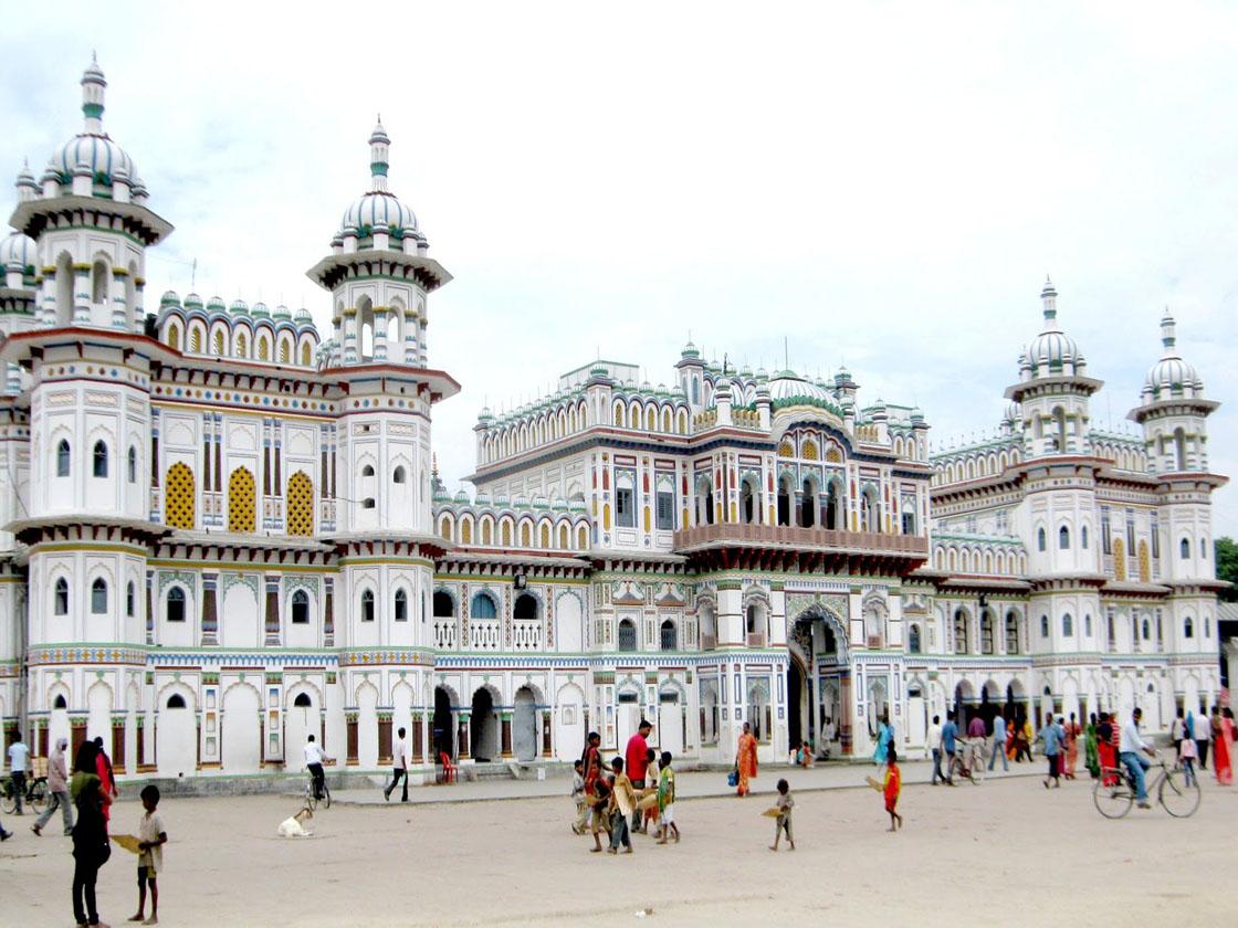 Muktinath Janakpurdham